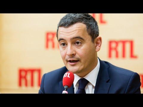 Gérald Darmanin, invité de RTL, mardi 11 juillet