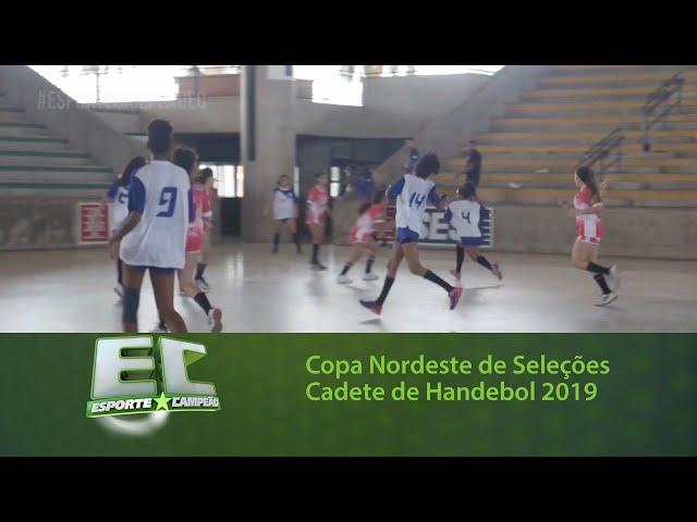Copa Nordeste de Seleções Cadete de Handebol 2019