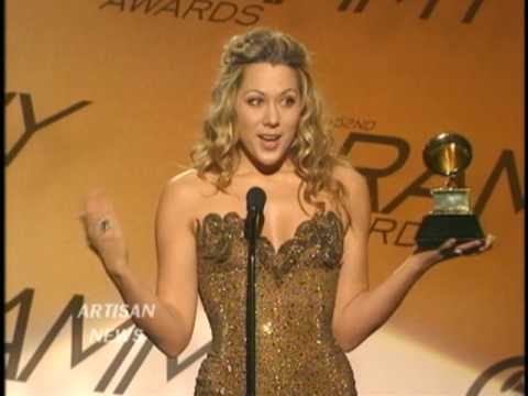 "JASON MRAZ AND COLBIE CAILLAT ""LUCKY"" GRAMMY WIN"