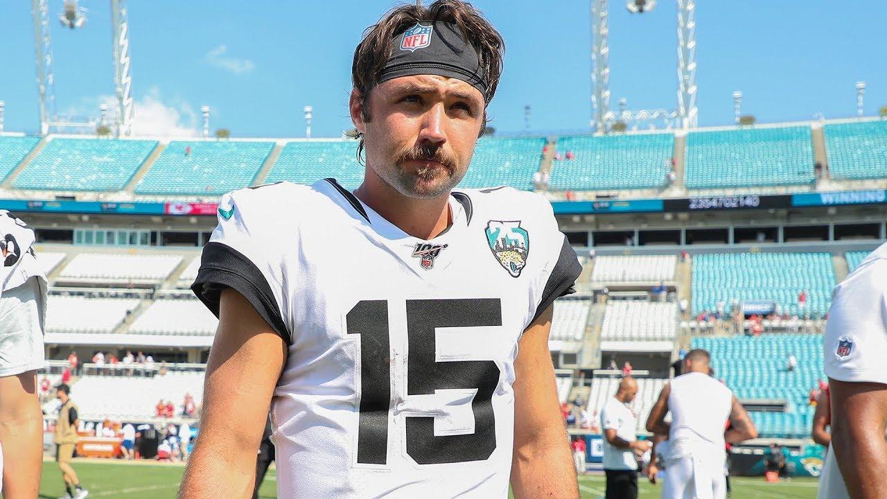 How Gardner Minshew, the Jaguars mustachioed, sixth-round