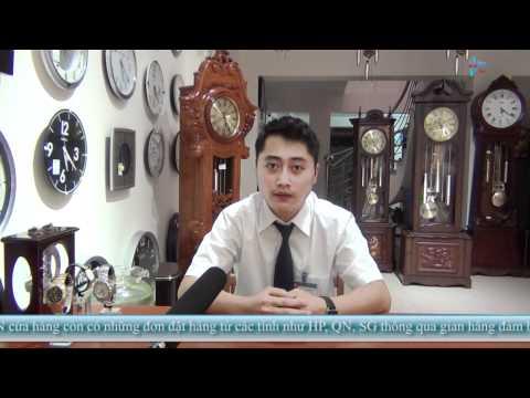 Câu chuyện thành công số 19 - Đồng hồ Tân Thế kỷ - Vật giá 2012