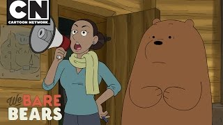 We Bare Bears | Grizz, the Movie Star! | Cartoon Network