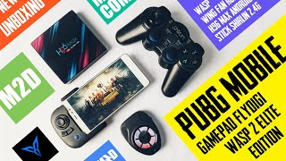Flydigi Wasp 2 Elite, Wasp Wing, Wireless Gamepad, dan H96 Max Android TV Box [Unbox + Review]