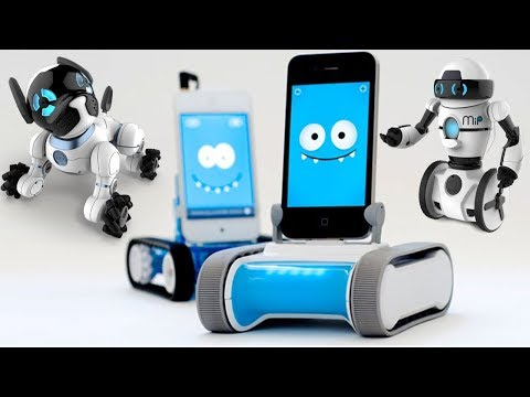 5 Best Robots For Kids : Games, Fun And Learning ►2