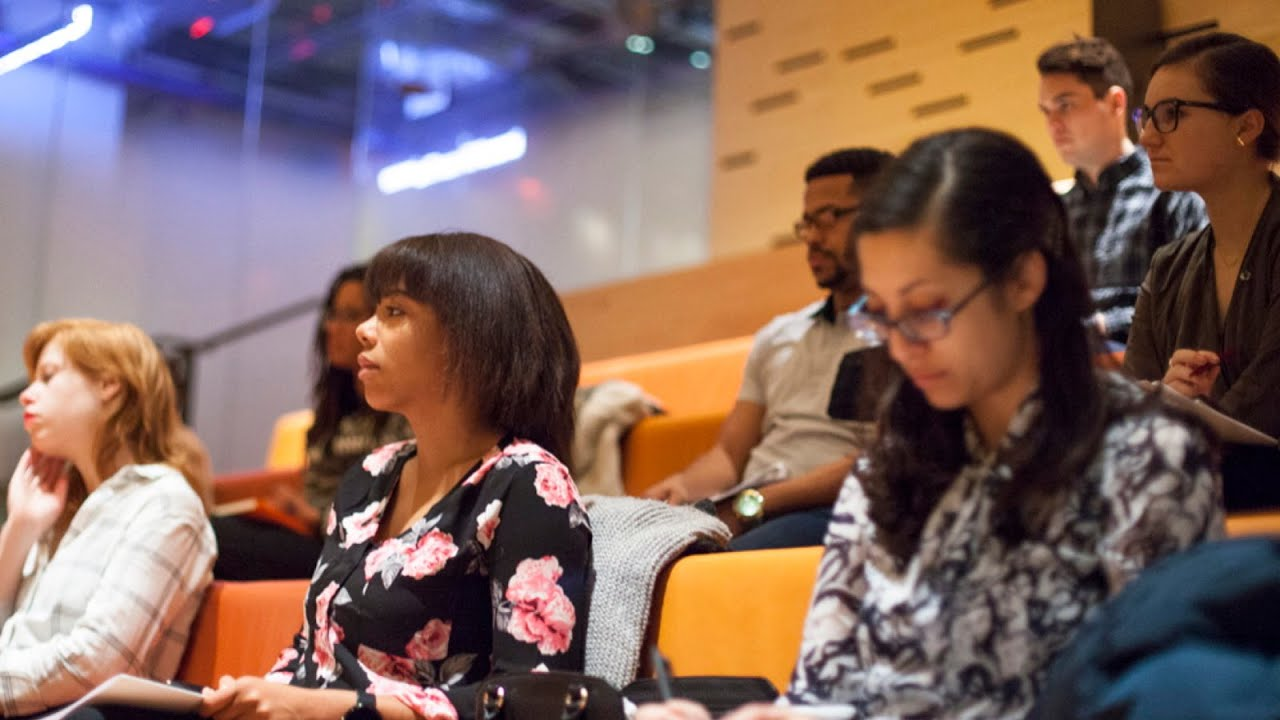 Industry Academy | Film Society of Lincoln Center