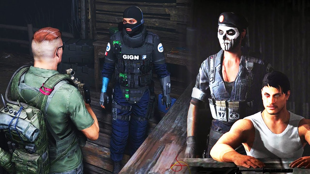 RAINBOW SIX SIEGE DLC | Ghost Recon Wildlands - YouTube |Ghost Recon Rainbow Six
