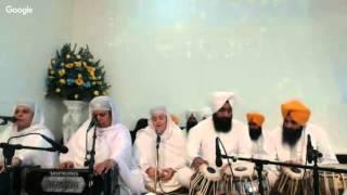 Day 7 Atamras Kirtan Darbar (Sant Anoop Singh Ji, Bhai Harpreet Singh Ji, Bibi Baljeet Kaur Ji)