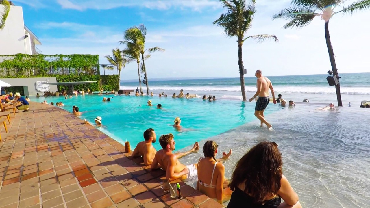 Potato Head Beach Club Bali - YouTube