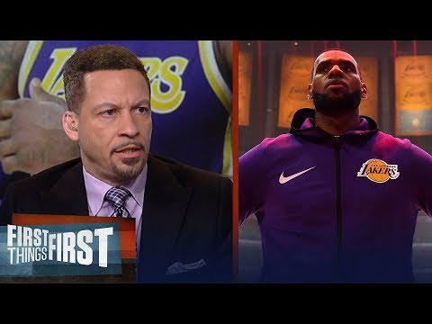 Chris Broussard is confident Lakers will land top tier FA & next coach | NBA | FIRST THINGS FIRST thumbnail