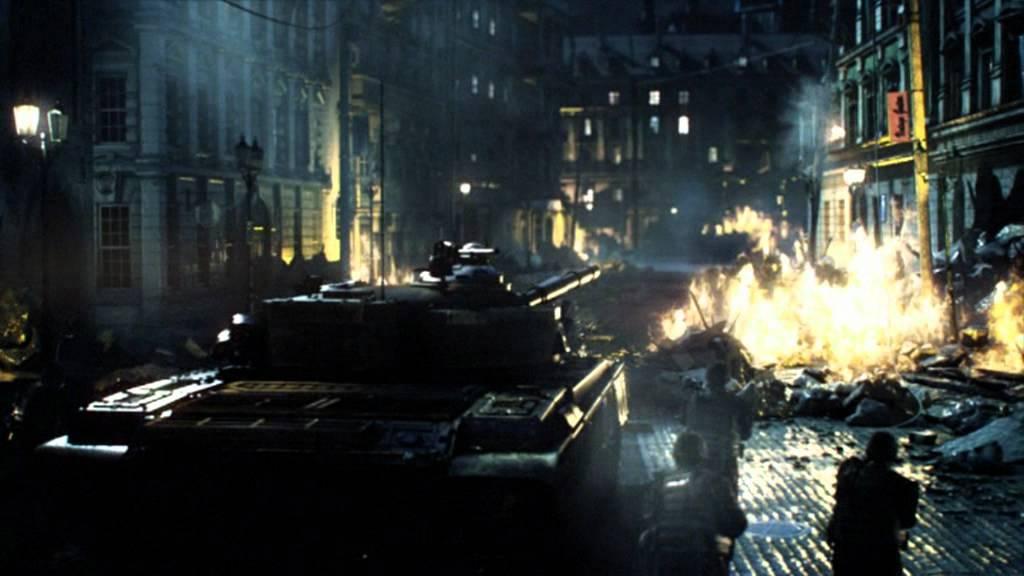 Resident Evil Damnation Fr Sub Op Dvd En Blu Ray Youtube