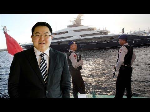 Indonesia to hand over luxury yacht to U.S. amid 1MDB probe