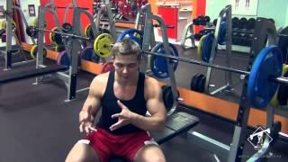 видео Какие группы мышц лучше совмещать в тренировочный день