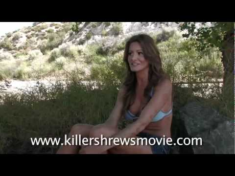 Holly Weber talks about the Killer Shrews