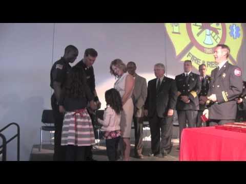 Class of 2013 Graduation- Omaha Fire Department