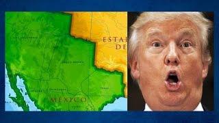 México recuperará Texas y California si Donald Trump gana Presidencia