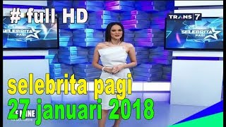 Video FULL HD !! Kabar terbaru ridho rhoma dan vicky @ selebrita 27 januari 2018 download MP3, 3GP, MP4, WEBM, AVI, FLV Juli 2018