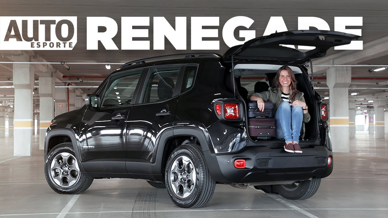O Jeep Renegade E Bom De Consumo E Espaco Youtube