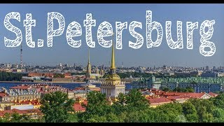 St Petersburg I Russia I Daytrip I Cinematic