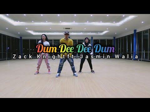 Zack Knight - Dum Dee Dee Dum ft. Jasmin Walia   ZUMBA   BOLLYWOOD   FITNESS   At Global Sport Bppn
