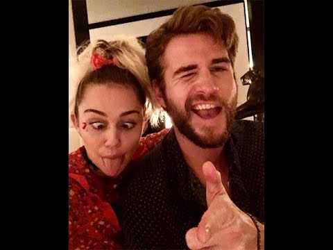 MILEY CYRUS And LIAM HEMSWORTH -- She...
