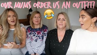 OUR MUMS ORDER US AN OUTFIT! |  Sophia and Cinzia