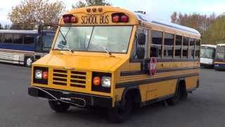 Northwest Bus Sales - 2001 Blue Bird Mini Bird 24 Passenger School Bus For Sale - B27255