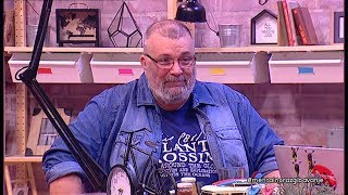 Mentalno razgibavanje: Gost Bob Živković (10. jul 2019)