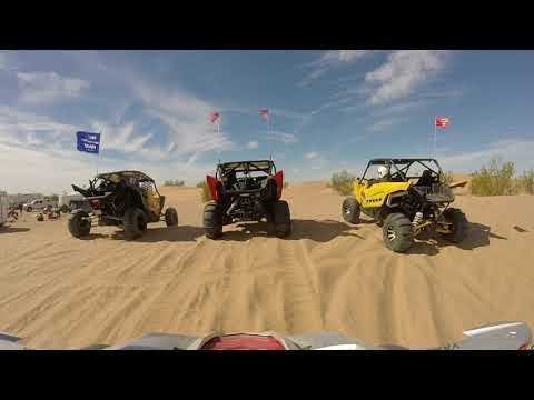 YXZ Ride to Olds 2/17/18 Part 1 (unedited)