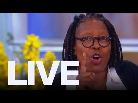 Whoopi Slams Roseanne + PRETTYMUCH In Studio | ET Canada LIVE