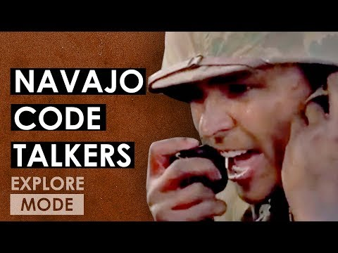 Navajo Code Talkers | Short Documentary | EXPLORE MODE