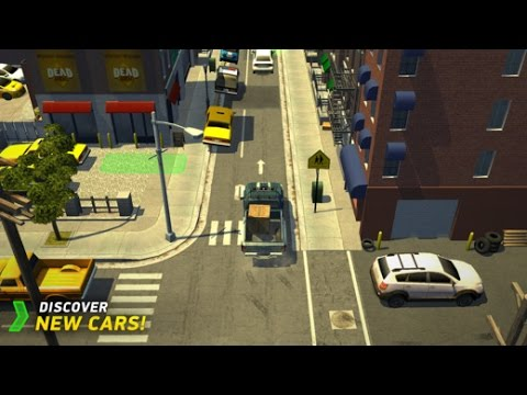 PARKING MANIA 2 iOS Gameplay Video