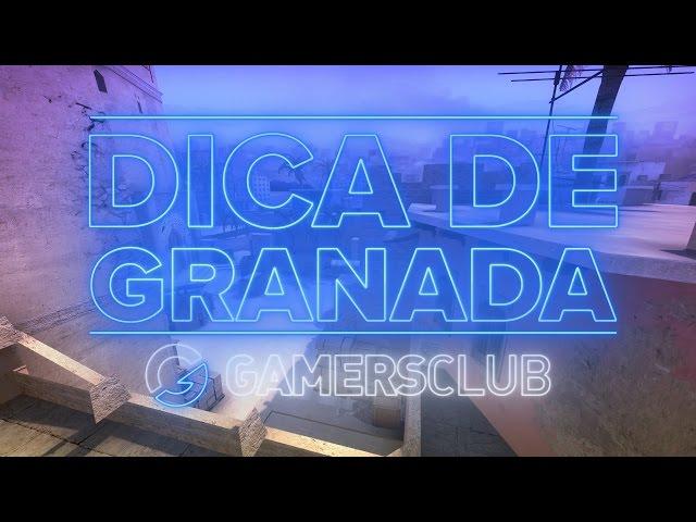 DICA DE GRANADA - Smoke e molotov na B da Overpass