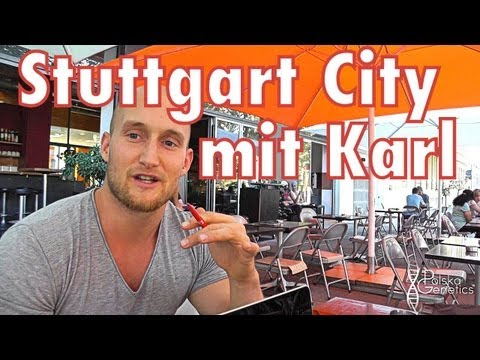 VLOG #18 - Stuttgart Tag 2 - Low Carb Day, Stuttgart City mit Karl Ess