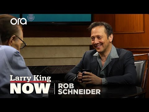 Chris Rock convinced Rob Schneider to return to stand-up