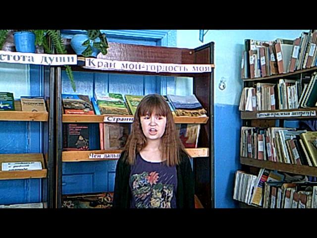 Изображение предпросмотра прочтения – ЛизаДаниленко читает произведение «Баллада о матери» О.Н.Киевской
