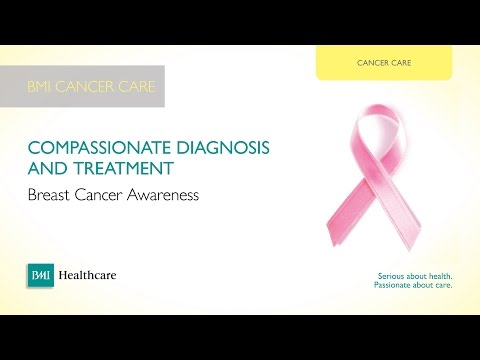 BMI Healthcare's Guide to Breast Cancer Awareness