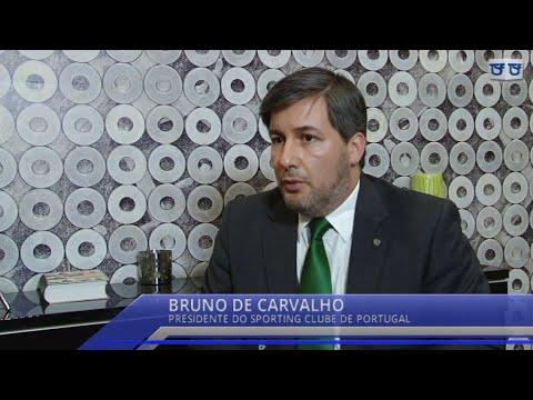 Entrevista Bruno de Carvalho - TSF (16/10/2015)