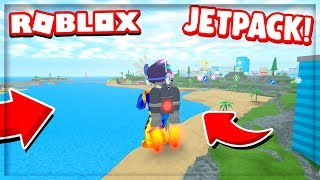 😱 NEW JETPACK HAS ARRIVED !! | HOW TO BUY !! 😱 / Roblox Mad City / Roblox English
