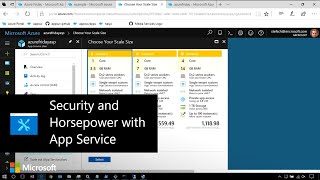 Azure Friday | Security and Horsepower with App Service | The New Isolated Offering