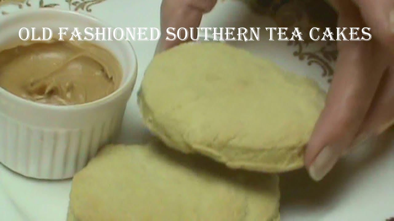 Southern Tea Cakes Youtube