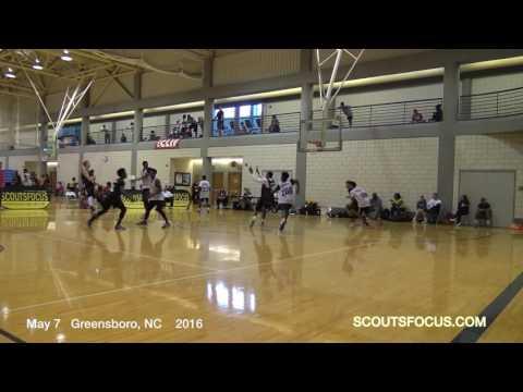 "TM2 98 Chauncey ""Isaiah"" Penn 6'4 190 Winston Salem Preparatory Academy NC 2016        Highlights"