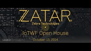 Zatar IoTWF Open House Reception