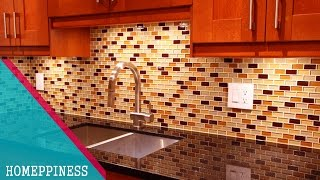 (MUST WATCH) 22 Best Backsplash Designs 2017 That You May Have Never Seen Before