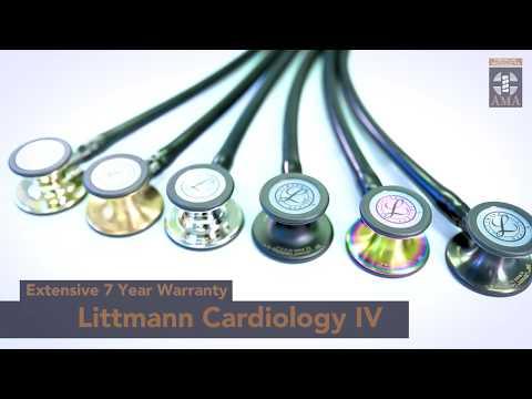 Littmann Cardiology IV Stethoscope Product Overview
