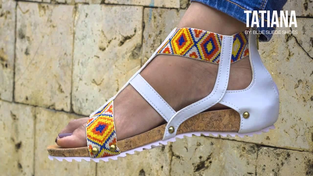 Suede Shoes ColombiaModelos By Ny Sandalias Blue AL4jR5