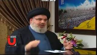 Hassan Nasrallah: ISIS a more difficult opponent than Israel