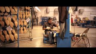 Lucchese Boots: The making of a boot from start to finish.