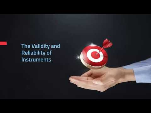 Choosing a Valid and Reliable Instrument  (The Quantitative Research Proposal Series)