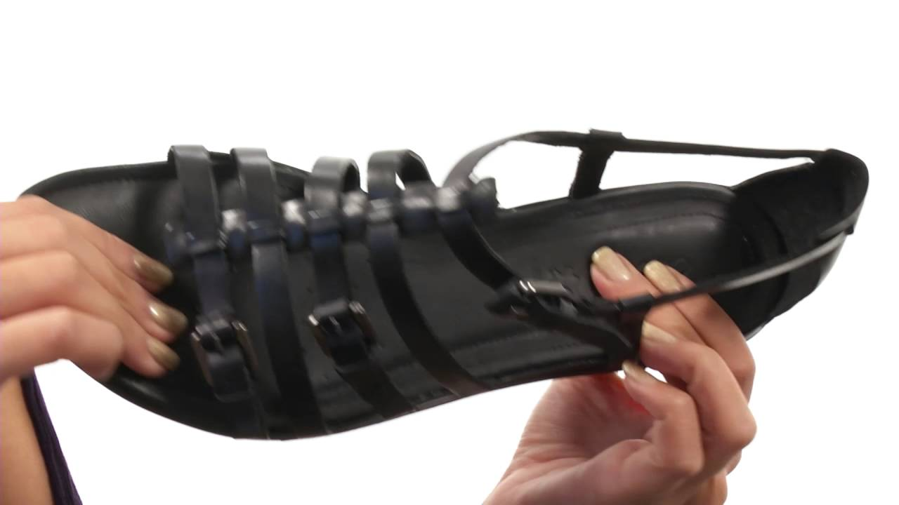 b6387d449718 ECCO Touch Strap Sandal SKU 8636246 - YouTube