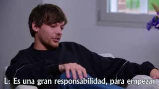 Entrevista subtitulada de Louis con ODE